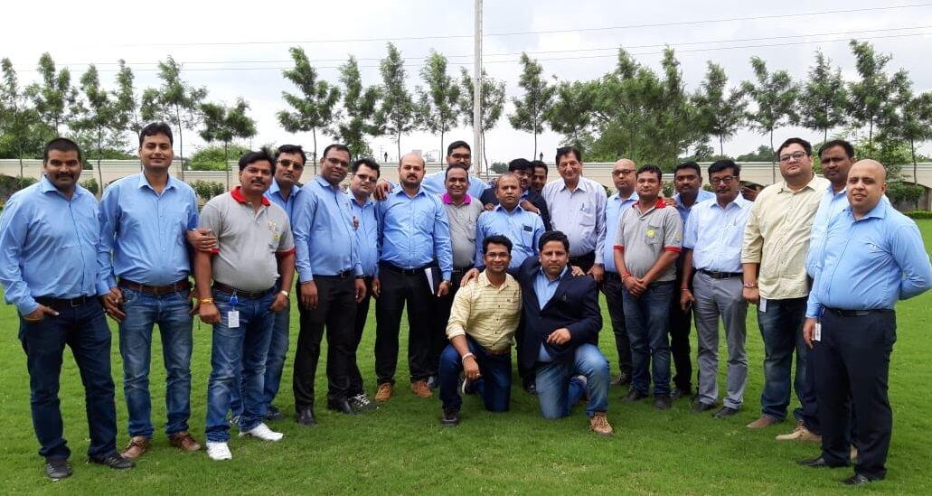 2019- Training & development session of employees