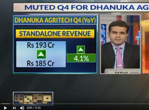 BTVI - 2018-19 Financial Results with MD Mr. MK Dhanuka