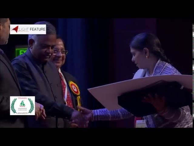 DIAA - Dhanuka Innovative Agriculture Awards 2020 - Presentation Ceremony