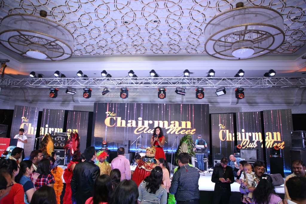 Chairman Club Event - Goa