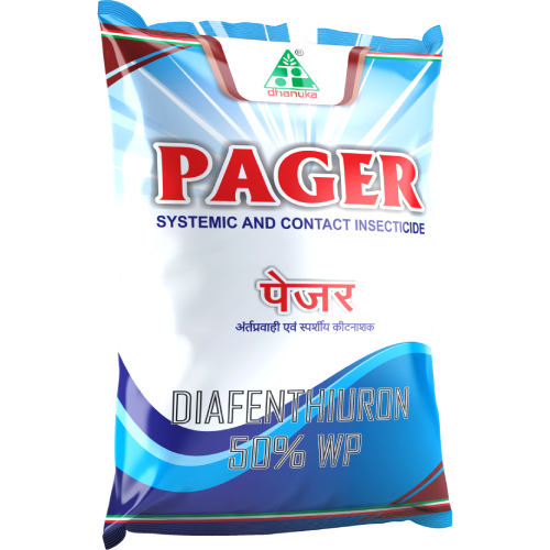 Pager insecticides