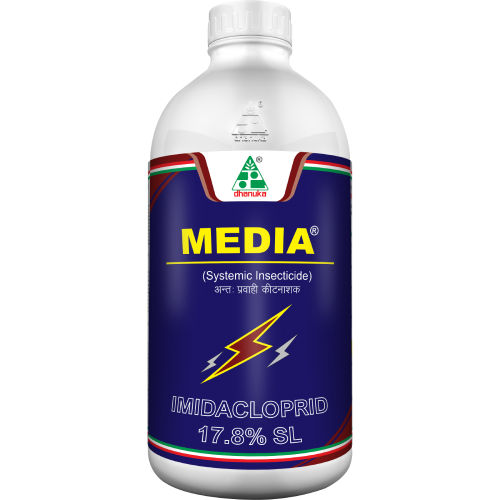Media insecticides