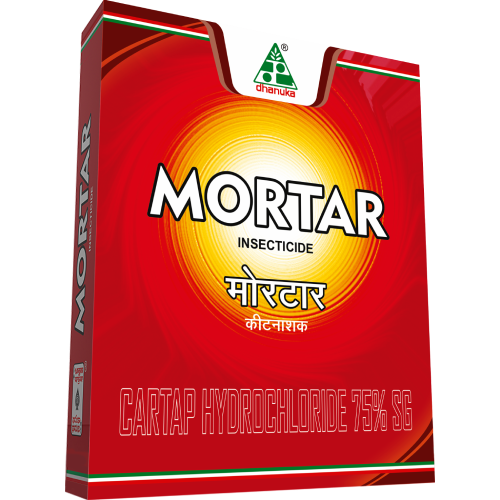 Mortar insecticides