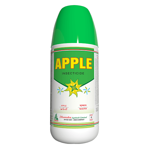 Apple insecticides