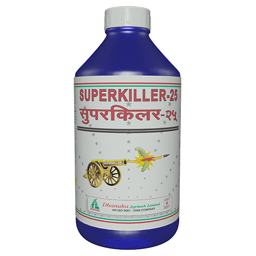 Superkiller  25%EC insecticides