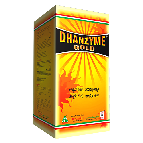 Dhanzyme Gold Liq products
