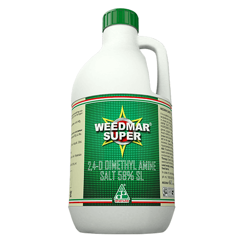 Weedmar Super herbicides